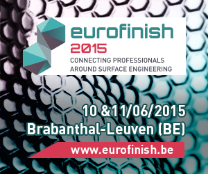 PARTICIPATION AU SALON EUROFINISH 2015