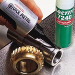 660 Quick Metal Retaining Compound