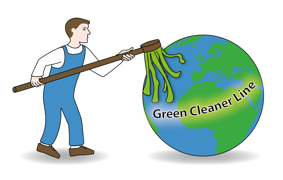 Green Cleaner Line
